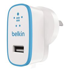 Belkin Boost Up 2.4A Home Charger Blue