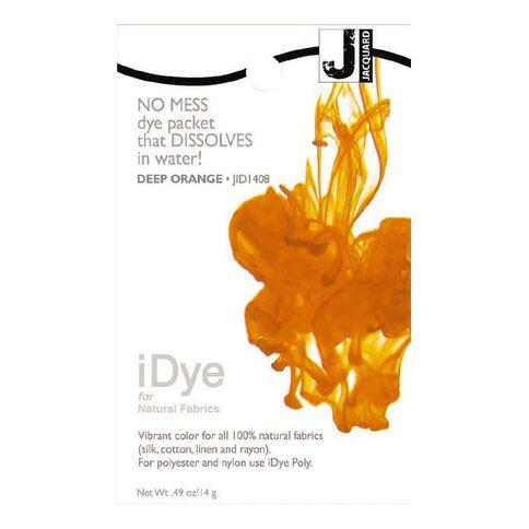 Jacquard iDye 14g Deep Orange