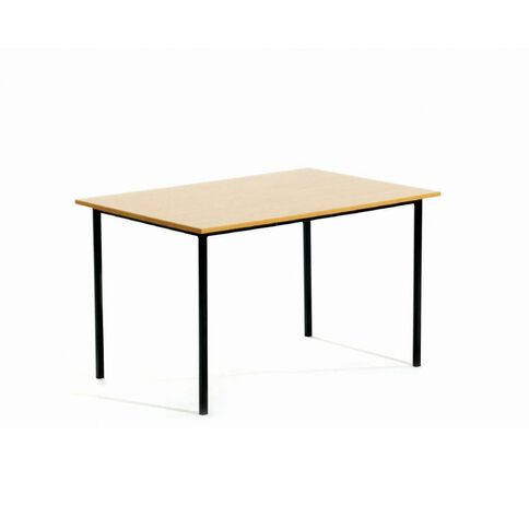 Ergoplan Vision Canteen Table 1200 x 800 Tawa