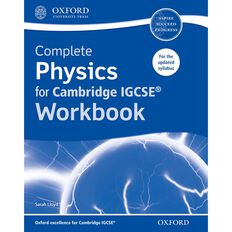 Igcse Year 11 Physics Workbook