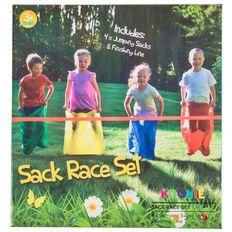 Kookie Sack Race Set