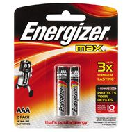 Energizer Batteries - AAA Twin Pack