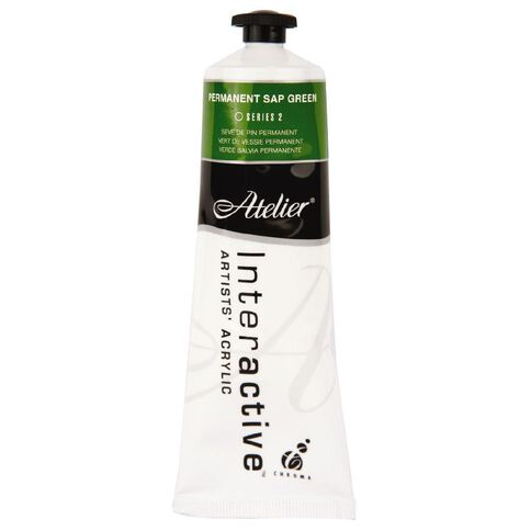 Atelier S2 Permanent 80ml Sap Green Green