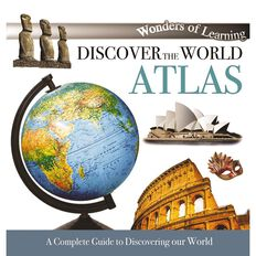 Wonders of Learning Discover The World Atlas