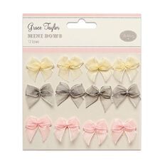 Grace Taylor Wedding Bows 12 Pack
