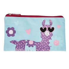 Impact Pencil Case Flat Girls Design