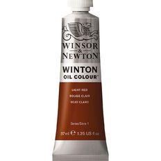 Winsor & Newton Winton Oil Paint 37ml Light Red