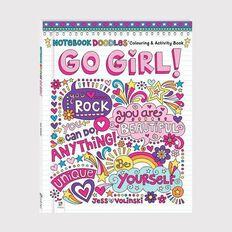Design Originals Go Girl!