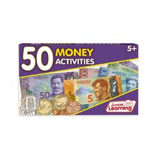 Junior Learning 50 Money Activities NZ