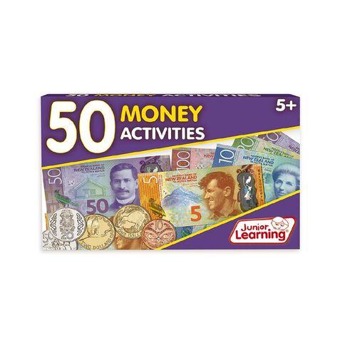 Junior Learning 50 Money Activities NZ
