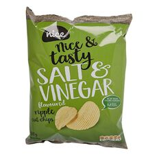Nice Chips Salt & Vinegar 100g