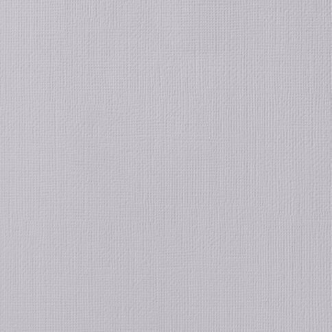 American Crafts Cardstock Textured 12 x 12 Stone Grey