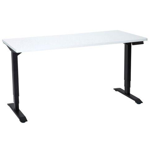 Jasper J Emerge Electric Height Adjustable Desk 1800 White