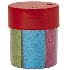 Kookie Glitter Shaker 6 Multi-Coloured 50g