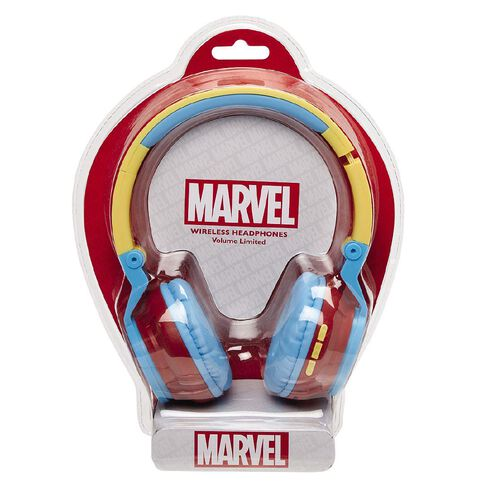 Marvel Kids' Wireless Headphones Spider-Man