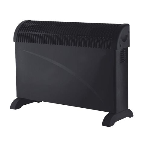 Living & Co Convector Heater 2000W Black