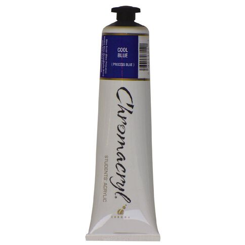 Chromacryl Paint Blue 75ml