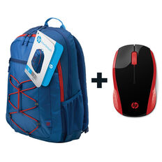 Buy any HP Computer, get a HP 200 Wireless Mouse and HP Laptop Bag for $39
