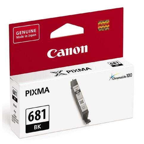 Canon CLI-681 Ink Dye Black