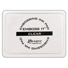 Ranger Stamp Pad Embossing Clear
