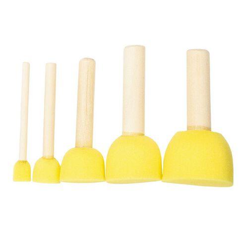 Uniti Foam Dobbers 5 Pack
