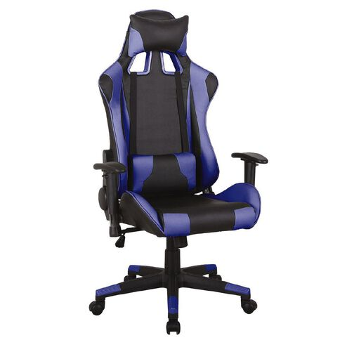 Workspace Gaming Chair Black/Blue Black/Blue