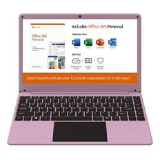 Everis 14 Inch Laptop E2033L Lavender