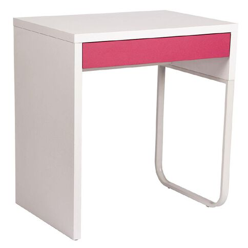 Workspace Moda Junior Desk Pink
