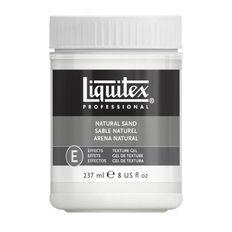Liquitex Natural Sand Tex Effects Medium 237ml