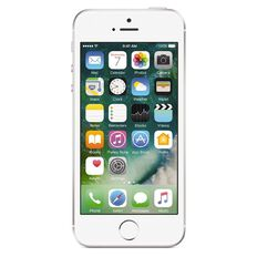 Vodafone Apple iPhone SE 32GB Prepay Bundle Silver