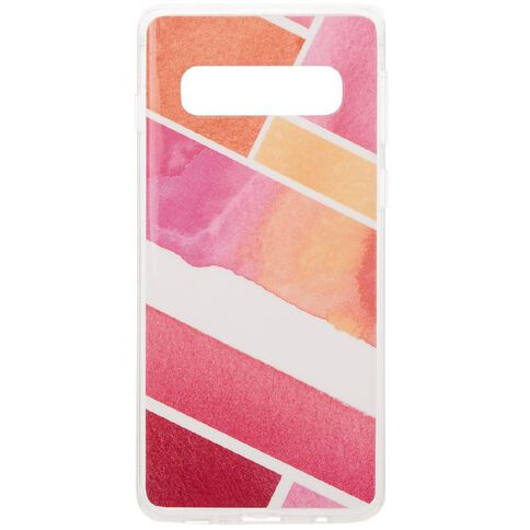 Samsung Galaxy S10 New Craft Water Colour Case