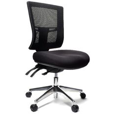 Buro Seating Metro II Chair Black
