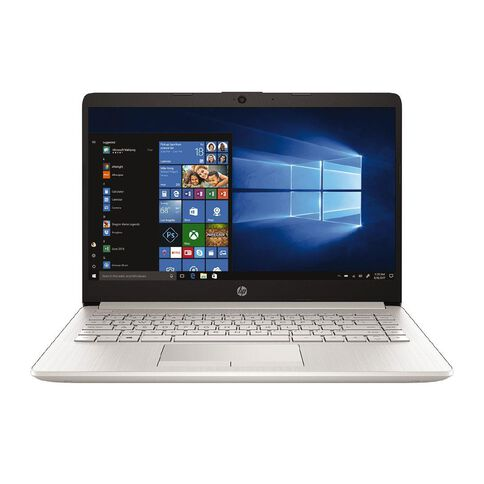 HP 14s-dk0082AU 14 inch Notebook Natural Silver
