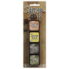 Ranger Tim Holtz Distress Ink Kit #10