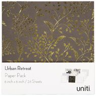 Uniti Urban Retreat Paper Pad 6in x 6in
