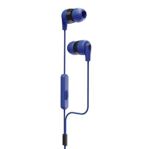 Skullcandy Ink'd+ Earbuds Cobalt Blue