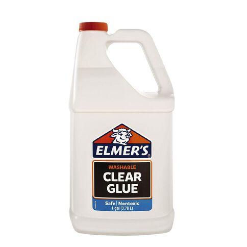 Elmer's Clear Liquid School Glue 3.8L