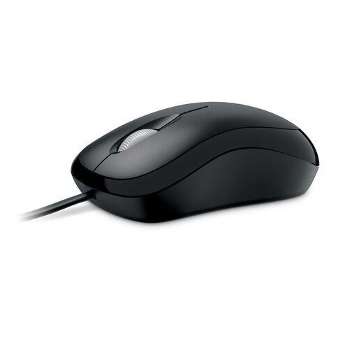 Microsoft Mouse Basic Optical Black