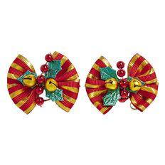 Wonderland Clip-on Christmas Earrings Assorted