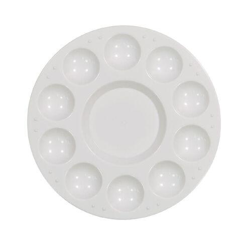 Uniti Palette Round Plastic 10 Hole