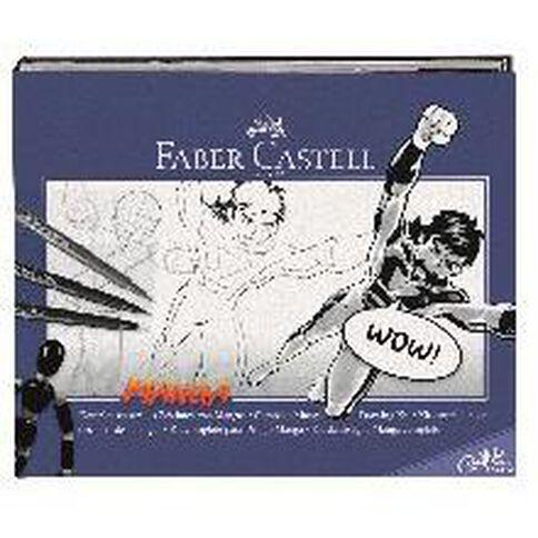 Faber-Castell Manga Starter Set
