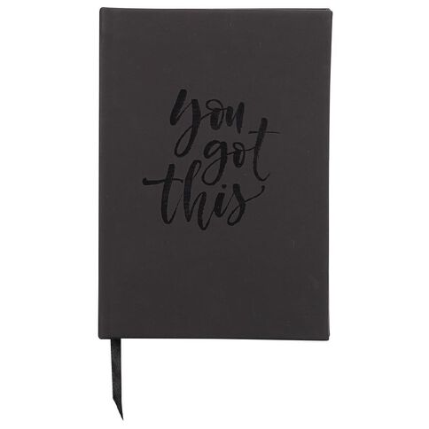 Impact PU Notebook You Got This A5