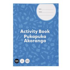 WS Everyday Activity Book