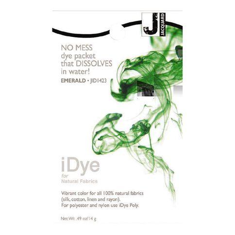 Jacquard iDye 14g Emerald