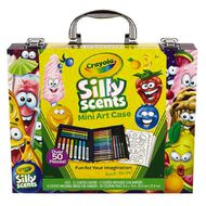 Crayola Silly Scents Mini Art Case