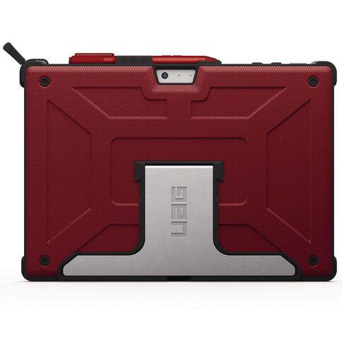 Uag Composite Case For Surface Pro 4 - Red/Black