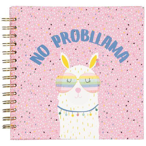 Uniti No Probllama 8X8 Inch Album