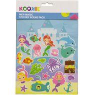 Kookie Sticker Scene Pack Mer-magic