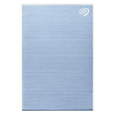 Seagate 1TB Backup Plus Slim Blue