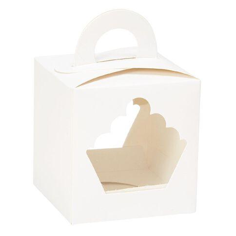 Artwrap Cupcake Box 10cm x 10cm x 10.5cm
